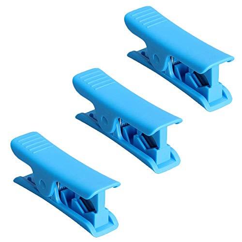 Man-Sun 3PCS PE Pipe Cutting KnifePlastic Tube Hose CutterPipe CutterPortable Plastic Hose Tube Cutter Drip Tubing CutterWater Purifier Accessories Scissors Tool