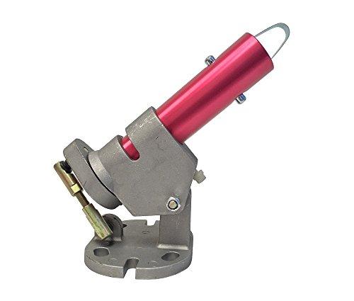Aluminum Revolver Concrete Bull Float Bracket