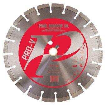 Pearl Abrasive P2 Pro-V PV1212XL Concrete and Masonry Segmented Blade 12 x 125 x 1 20mm