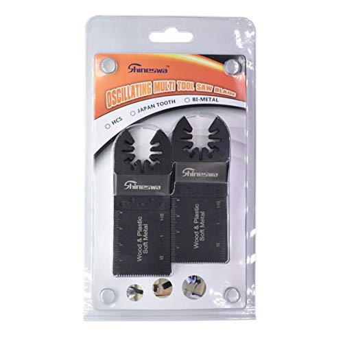 Oscillating Multi Tool Saw Blades for Porter-Cable Dremel DeWALT BlackDecker Bosch Makita Milwaukee Quick Release Wood Working