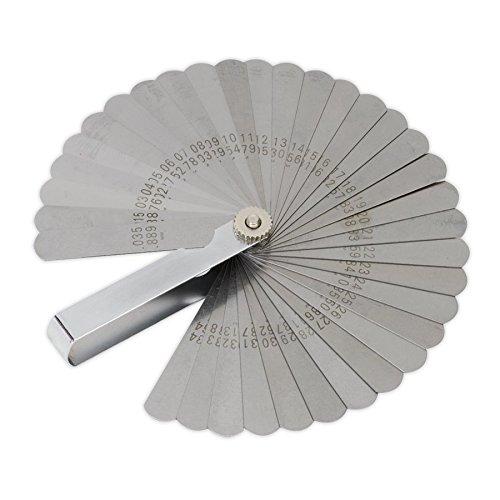 Sealey 35 Blade Imperial Feeler Gauge