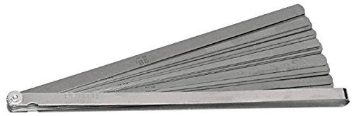 Stanley Proto J000TL 25 Blade Long Feeler Gauge Set