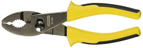 Stanley 84-055 Bi-Material Slip Joint Plier 6 Inch