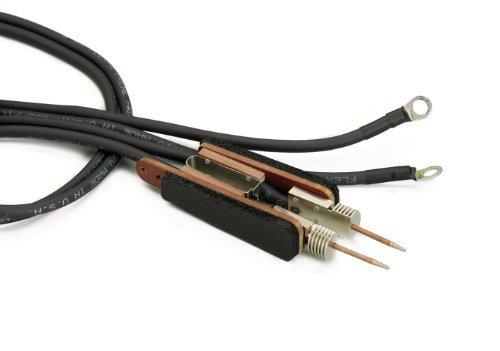 American Beauty 10587 Heavy-Duty Plier Style Handpiece 10 Length 12 Electrode by American Beauty Tools