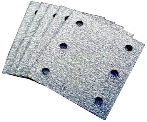 4 x 4-12 Abrasive Paper 240 Grit 5pk
