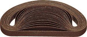 CR Laurence 12 x 80X Sanding Stick Abrasive Belts By HandsOnCo