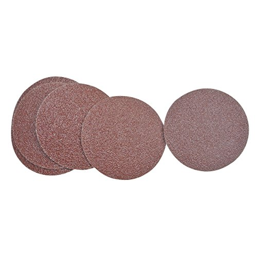 JRL Sanding Discs 2 80 Grit Sand Paper Discs Sanding Sheet Sandpaper 2 Inches 10Pc