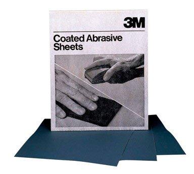 3M 02018 9 X 11 80 Grit Wet Dry Sandpaper