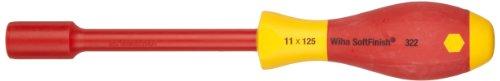 Wiha 32230 Insulated Nut Driver 1000 Volt 110 x 125mm