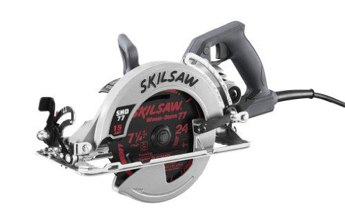 SKIL SHD77-73 7-14-Inch Worm Drive Circular Saw Twist Lock