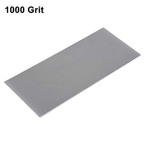 Sharpening StoneSharping and Polishing ToolYESZ 80-3000 Grit Diamond Thin Knife Blade Grinding Sharpening Stone Whetstone Tool - 1000 Grit