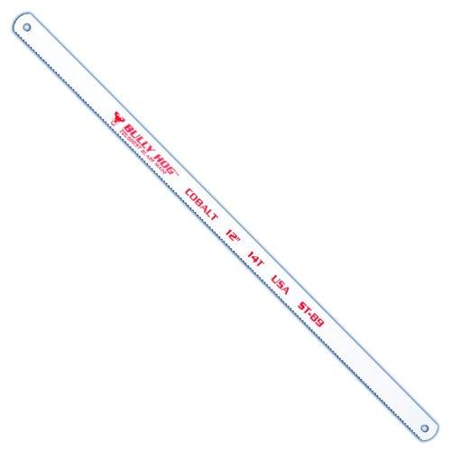 Stone Tools ST-89 12-Inch 14 TPI Bi-Metal Hacksaw Blades 10 Pack