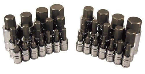ATD Tools 13783 32-Piece Master Hex Bit Socket Set