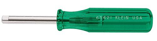 Klein Tools 65621 14-Inch Socket Size Spinner HandleGreenSmall