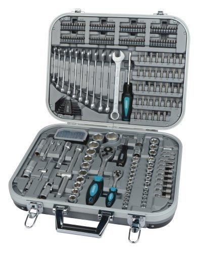 Brüder Mannesmann M98450 Socket Spanner Set 232-Piece by Brueder Mannesmann Werkzeuge
