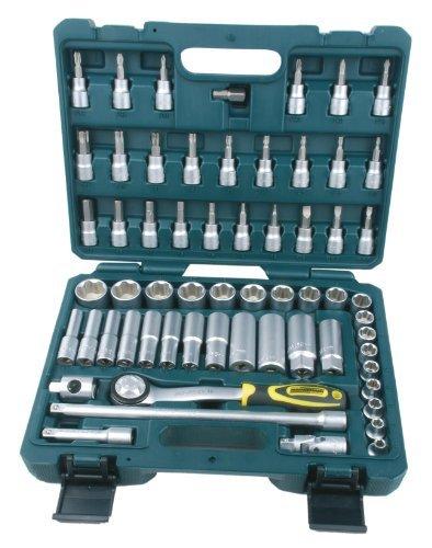 Brueder Mannesmann M 2045-SL Socket Spanner Set by Brueder Mannesmann Werkzeuge