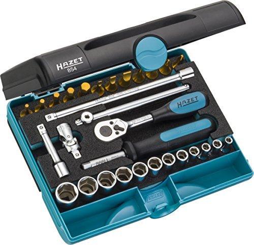 Hazet 854 Socket Spanner Set by Hazet