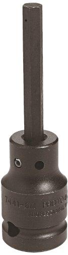Stanley Proto J744158 12-Inch Drive Hex Bit Impact Socket 58-Inch