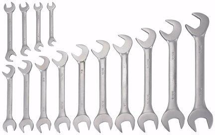 14 Pc Angle Wrench Set SAE