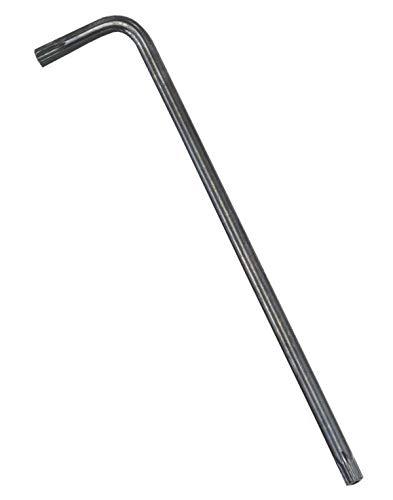 Genius Tools 580509 T-9 L-Shaped Star Wrench 48Mml