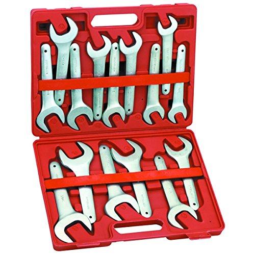 15 Pc SAE Service Wrench Set 90 Day Warranty 90 Day Warranty