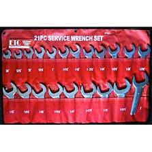 Extreme Torque 21-pc SAE Jumbo Service Wrench Set
