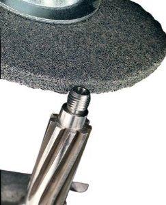 Scotch-BriteTM EXL Unitized Deburring Wheels - 3m sb 3x14 8amed048011-14753