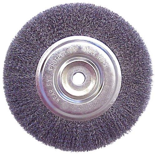 6 Wire Brush Wheel for Bench Grinder