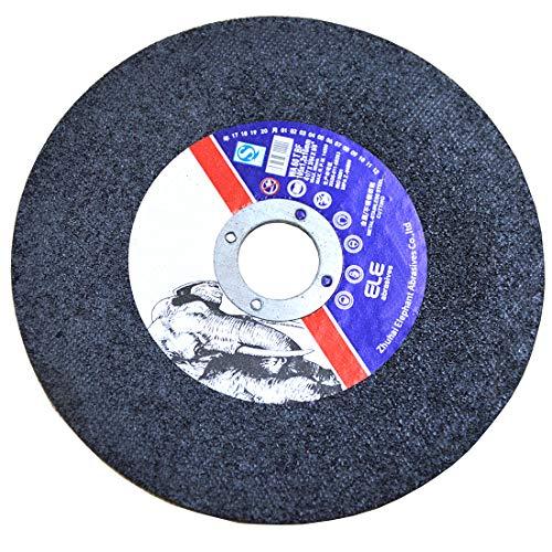 WKSTOOL 5 Pack 4-17 x 364 x 58 Arbor Cutoff Wheels Metal Stainless Steel Cutting Discs For Die Grinders 5 4-1736458 for Metal