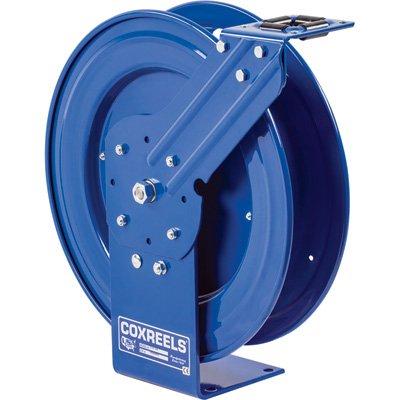 Coxreels EZ-P-LPL-350 Safety Series Spring Rewind Hose Reel 38 ID 50 Hose Capacity Less Hose 300 PSI
