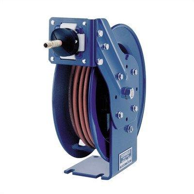 Coxreels MPL-N-350 Medium Pressure Spring Rewind Hose Reel for airwateroil 38 ID 50 hose capacity less hose 3000 PSI