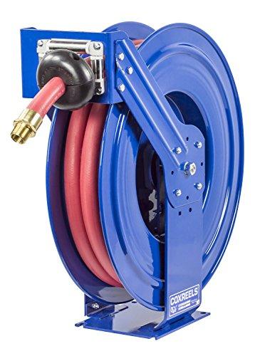 Coxreels TSHF-N-635 Supreme Duty Spring Rewind Hose Reel for fuel 1 ID 35 fuel hose 300 PSI