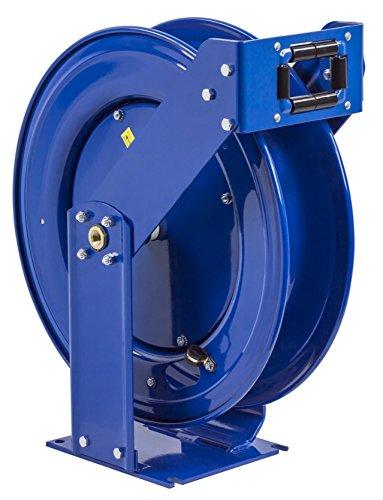 Coxreels TSHL-N-550-BBX Spring Rewind Hose Reel for DEF applications 34 ID 50 hose 300 PSI less hose