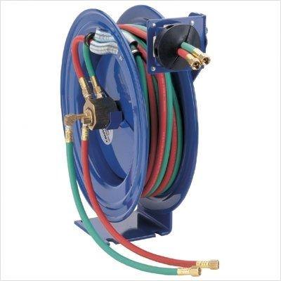 Shwl-N-1100 Coxreels Oxygen Acetylene Retractable Hose Reel No Hose