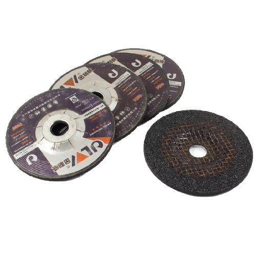 5 Pcs Round Disc Design Abrasives Cutting Wheel 100mm x 16mm x 4