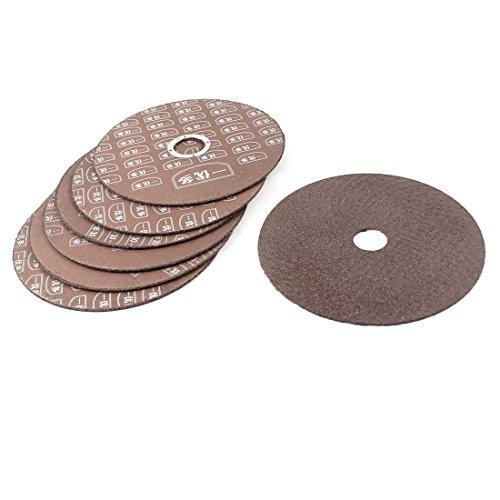 Slice Grinding Disc Abrasives Cutting Wheel 105mm x 15mm x 15mm 7pcs