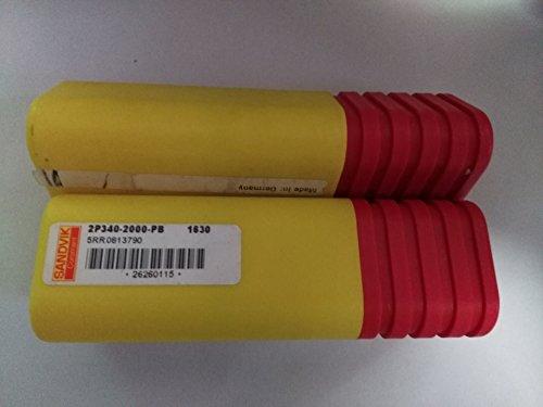 SANDVIK CARBIDE INSERT 2P340-2000-PB 1630 1 piece