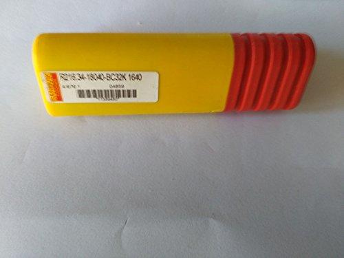 SANDVIK CARBIDE INSERT R21634-18040-BC32K 1640