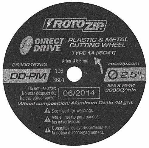 RotoZip DD-PM5 Direct Drive Cut-Off Wheel