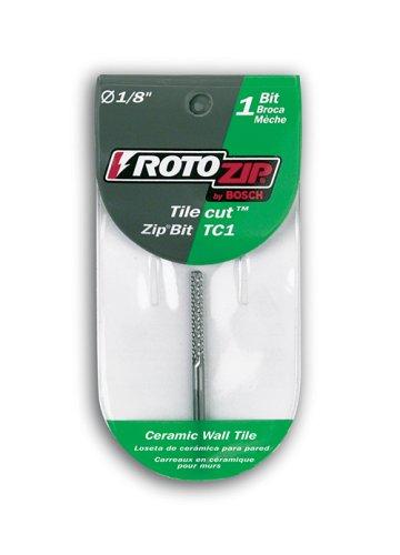 RotoZip TC1 Tilecut Bit