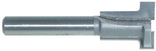Magnate 6105 T-Slot Router Bits - 316 Kerf 58 Large Diameter 38 Small Diameter