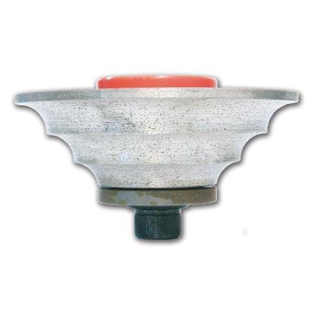 1-14 3cm Diamond Router Bits Triple Waterfall - Pos 1 - Granite Marble Concrete