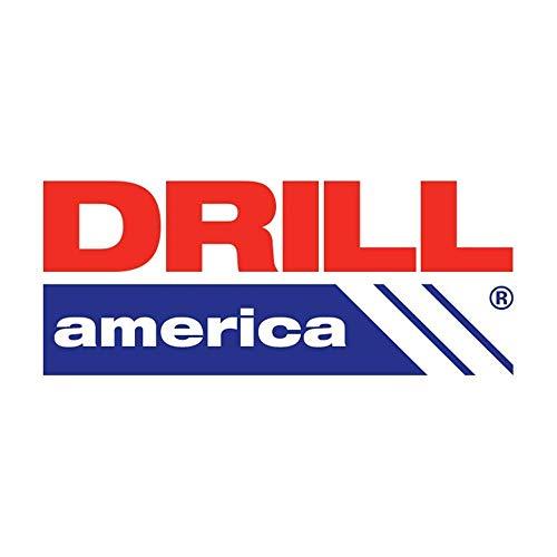 Drill America 38-24 High Speed Steel Nut Tap DWT Series