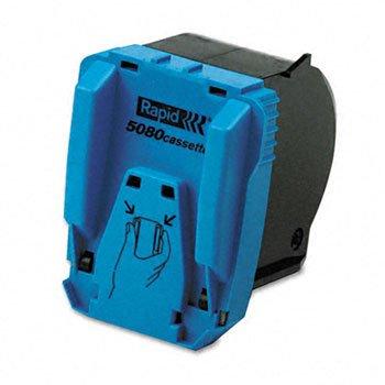 Rapid Heavy-Duty Staple Cartridge STAPLESFRAPID5080BK Pack of2