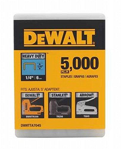 Stanley Tools DWHTTA7045 14in Heavy Duty Staple 5000Box