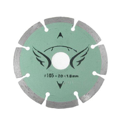 uxcell Industrial Unit Brick Concrete Cutter Metal 105 Saw Cutter Bit