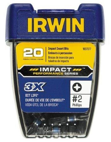 Irwin Insert Impact Screwdriver Bit