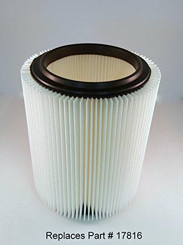 Craftsman Ridgid Replacement Cartridge Filter