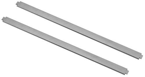 POWERTEC 128070 13-Inch HSS Planer Knives for Ridgid TP1300 Set of 2