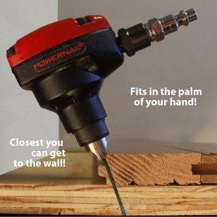Powernail Power Palm Pneumatic Nailer by Powernail